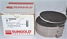 Sungold Abrasives 020075 5 100 Grit PSA Sanding Discs Silicon Carbide Cloth Pack of 50